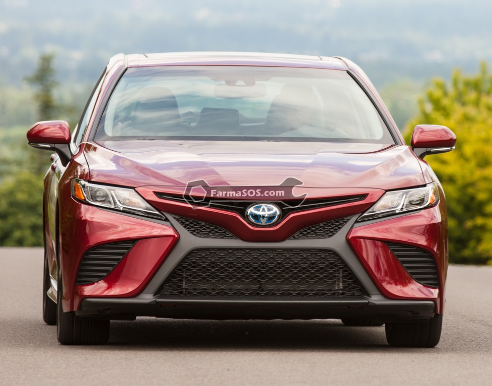 Toyota Camry 2018 2 باتری تویوتا کمری