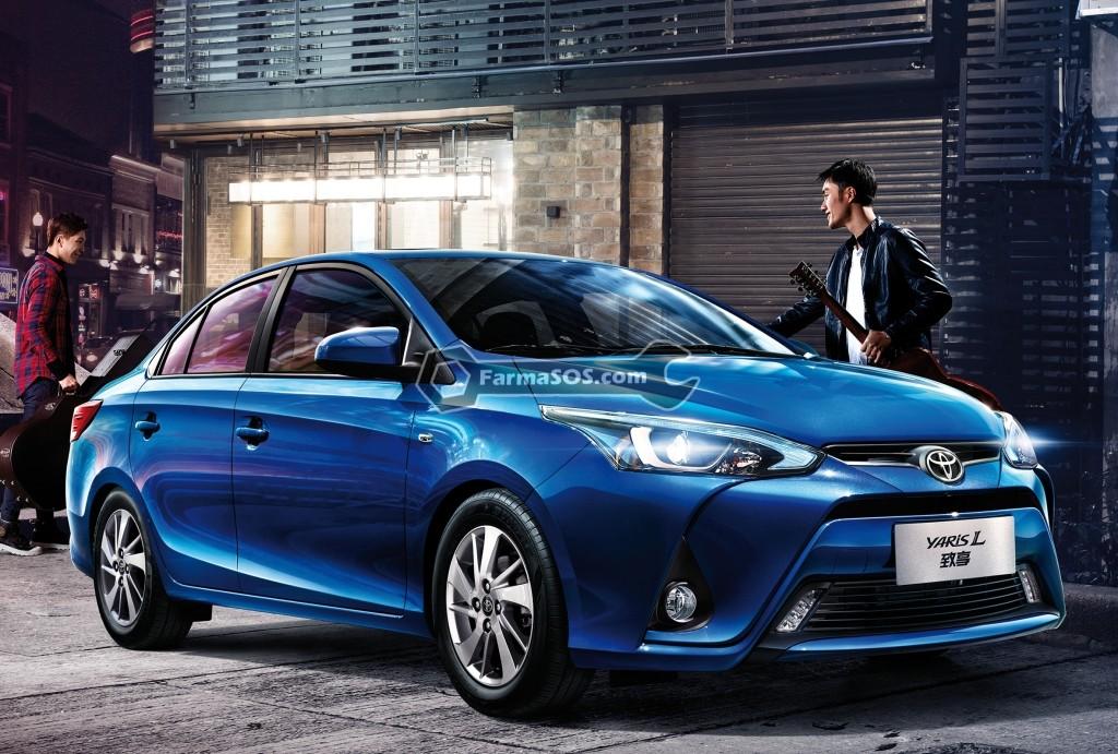 Toyota Yaris 2016 2017 1 باتری تویوتا یاریس