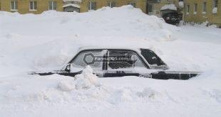 نگهداری از رنگ خودرو در فصل سرما