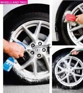 5 1 268x300 چگونگی شستشو و نظافت اتومبیل