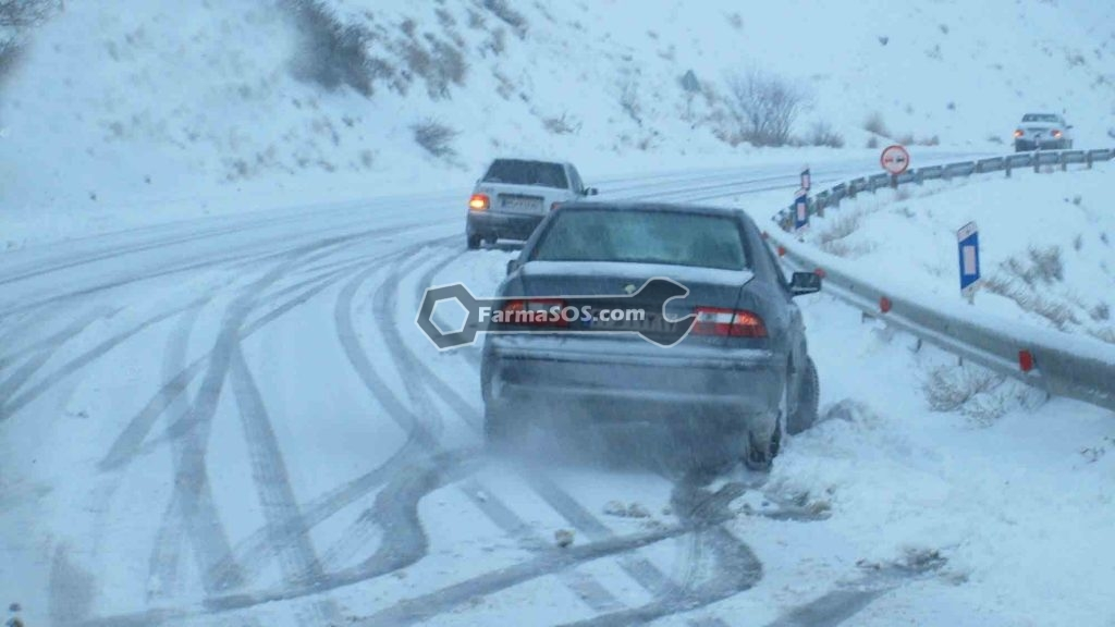 رانندگی در برف 1024x576 آموزش رانندگی در برف و یخبندان