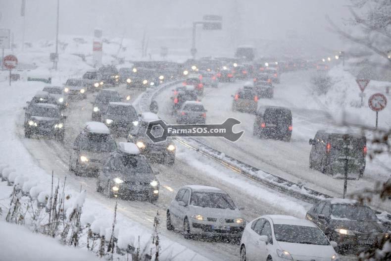 رانندگی در برف2 آموزش رانندگی در برف و یخبندان