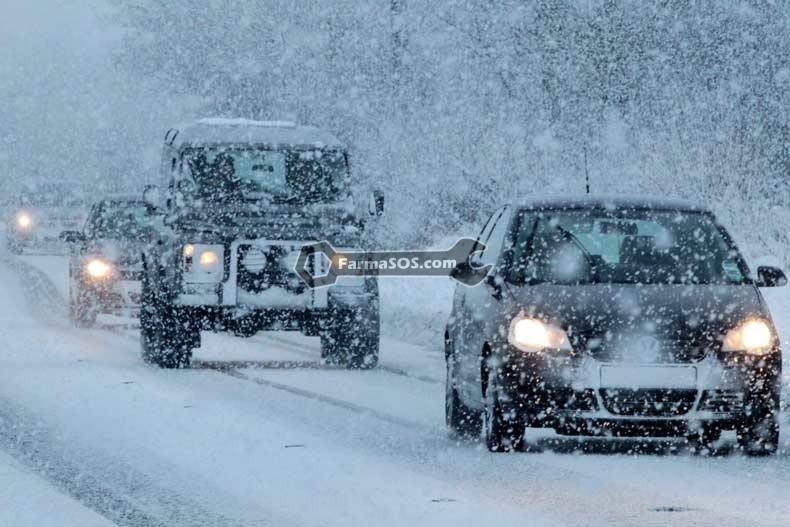 رانندگی در برف3 آموزش رانندگی در برف و یخبندان