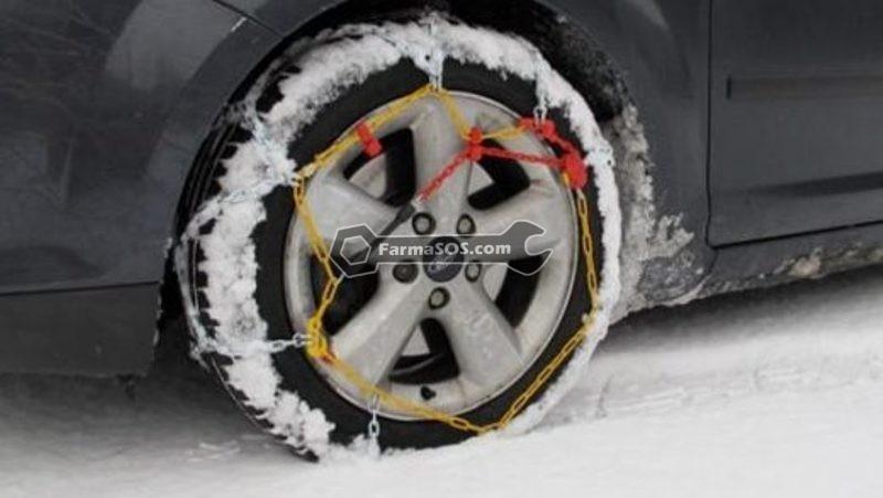 رانندگی در یخبندان آموزش رانندگی در برف و یخبندان