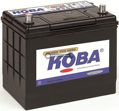 koba باتری 150 آمپر ساعت کوبا کره جنوبی