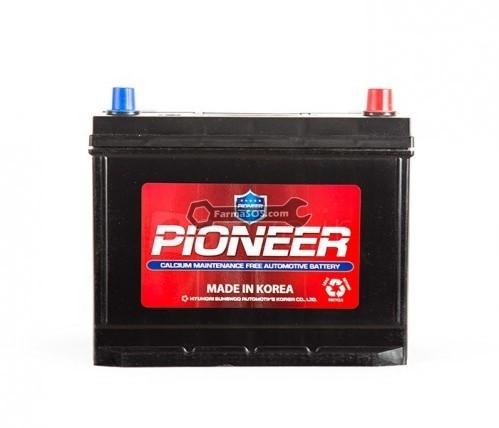 pioneer باتری 120 آمپر ساعت پایونیر کره جنوبی