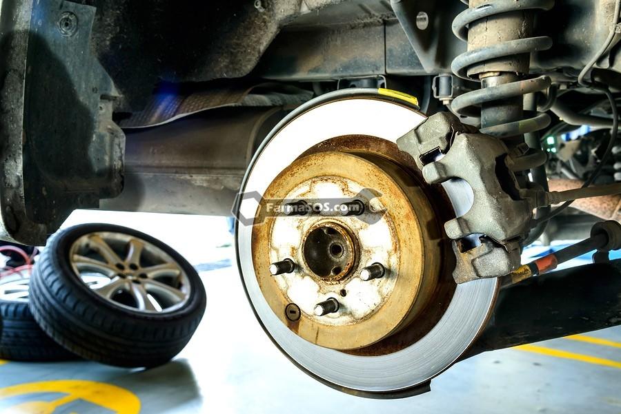replace brake pads تعویض لنت ترمز در محل
