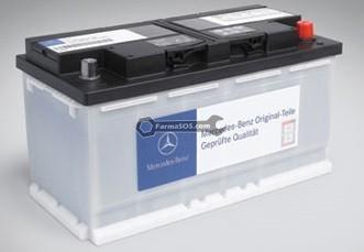 Mercedes Benz Battery باتری مرسدس بنز
