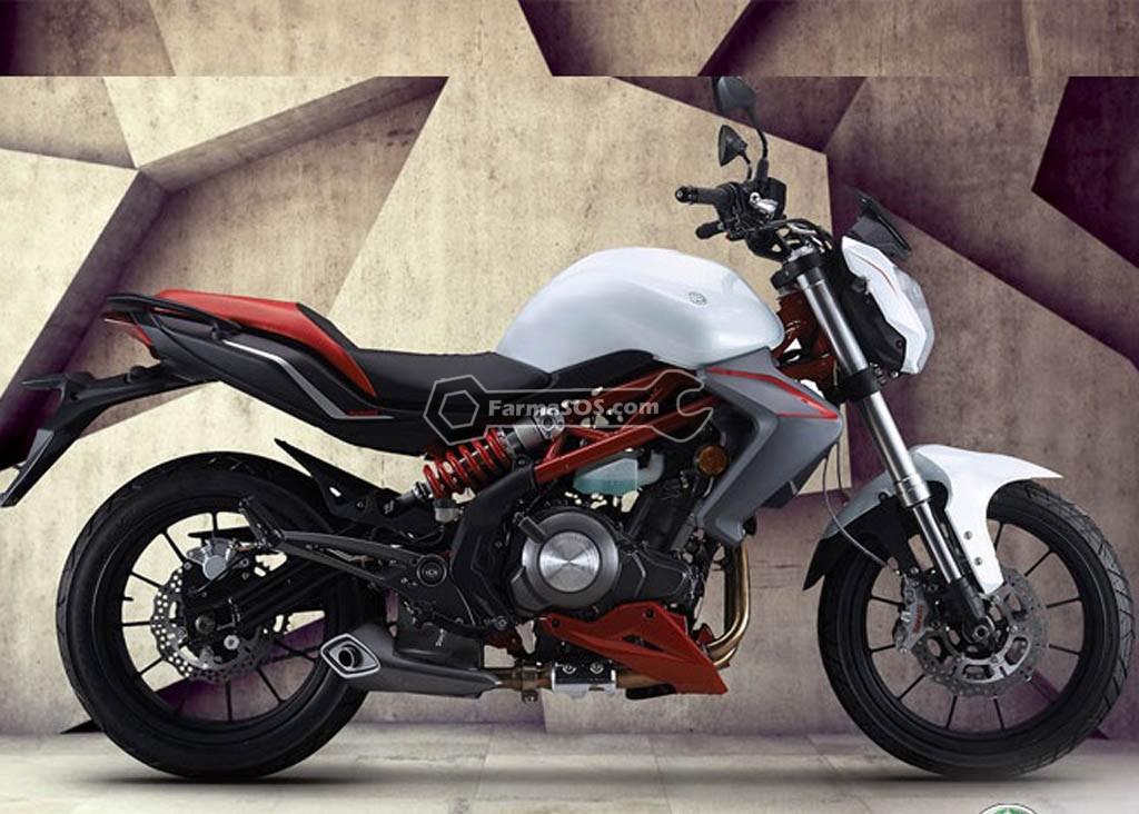 4 موتورسیکلت های 250 سی سی بنلی