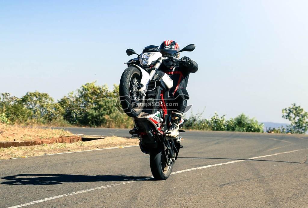 7 موتورسیکلت های 250 سی سی بنلی