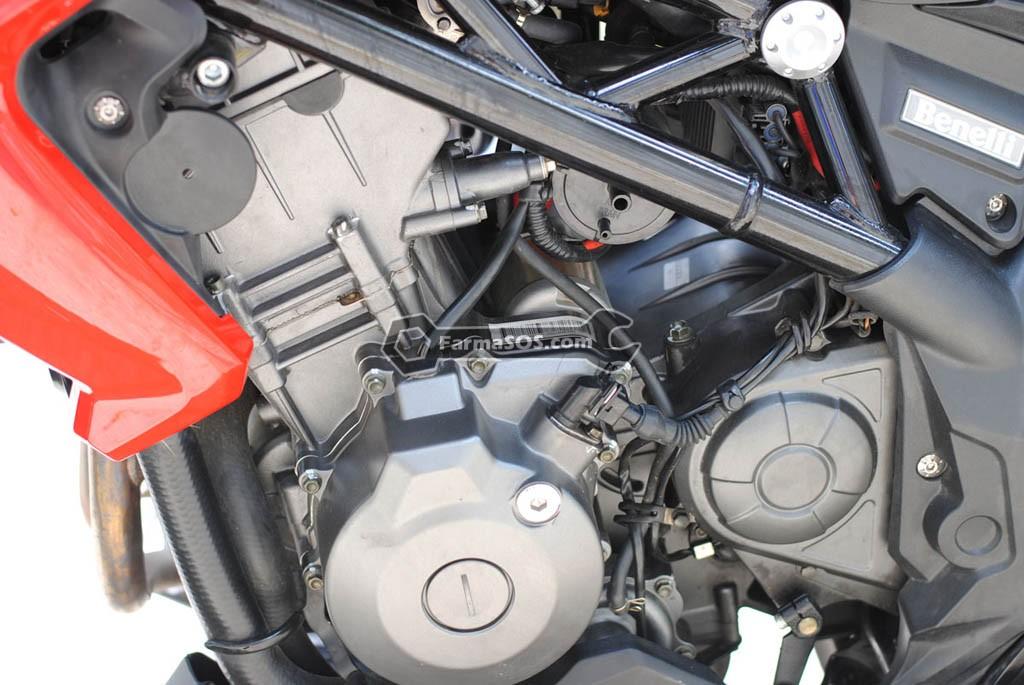 8 موتورسیکلت های 250 سی سی بنلی