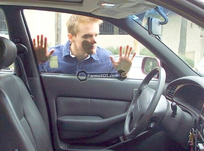 LockDoor 4 باز کردن درب خودرو بدون کلید