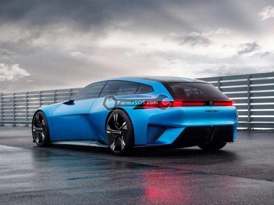 Peugeot Instinct Concept 0 538x404 5 ویژگی شاخص در پژو Instinct کانسپت