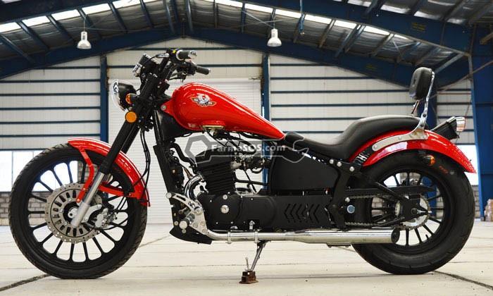10 1 رگال رپتور موتورسیکلت 250 سی سی خاص