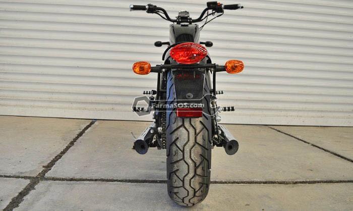 12 1 رگال رپتور موتورسیکلت 250 سی سی خاص