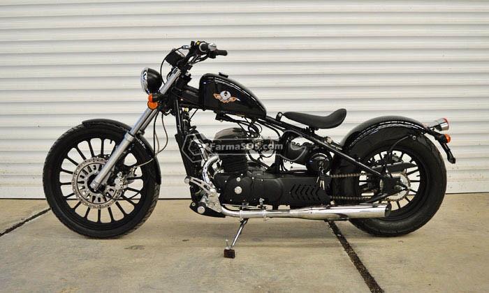 8 1 رگال رپتور موتورسیکلت 250 سی سی خاص