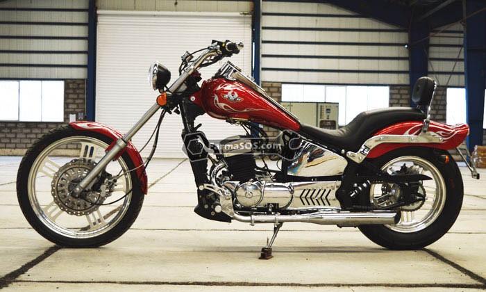 9 1 رگال رپتور موتورسیکلت 250 سی سی خاص