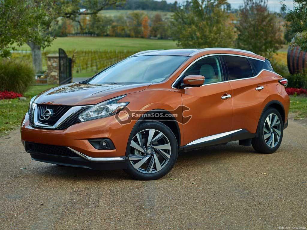Nissan Murano 2015 1024 06 جدال نیسان مورانو با فورد اج