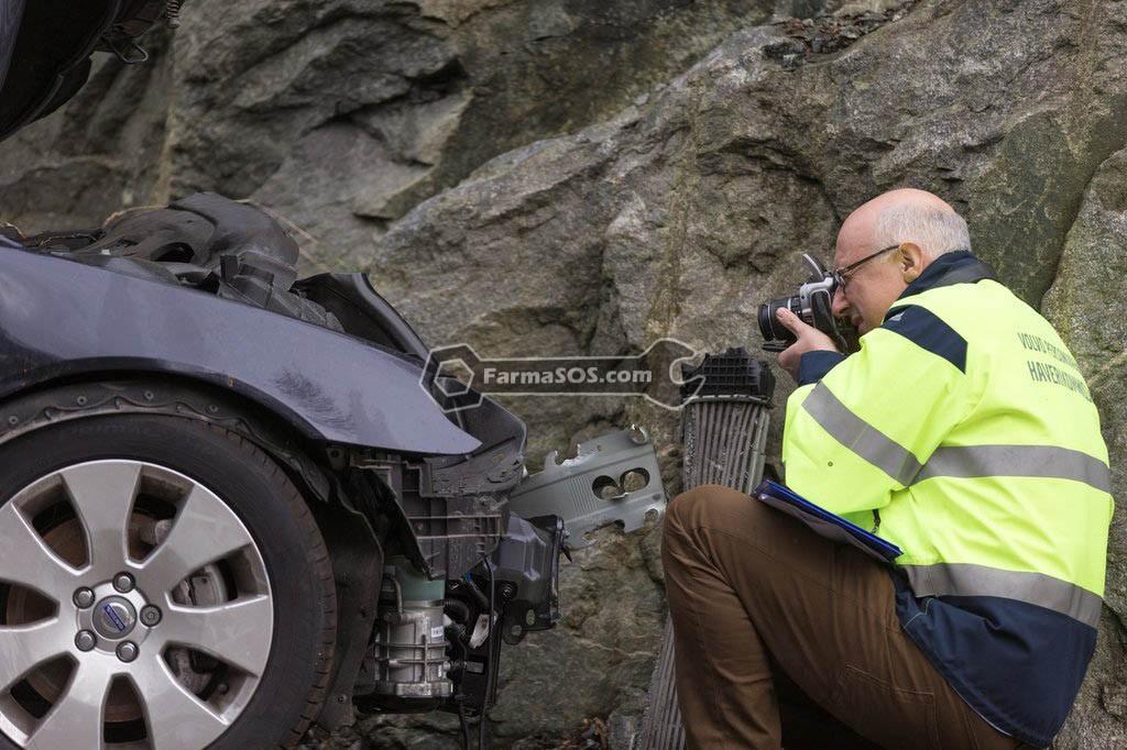 2620 استفاده از کارشناسان صحنه تصادف برای بهبود ایمنی خودروها