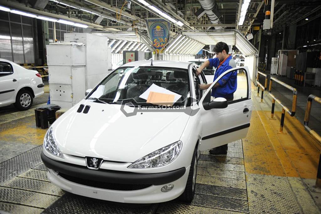 2678 افت 22.4 درصدی تولید خودرو در هفت ماه اول سال 98